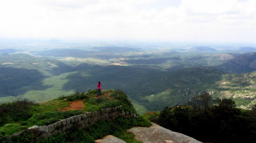 Trek in Skandagiri
