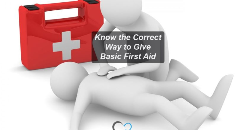 Basic First Aid Tips