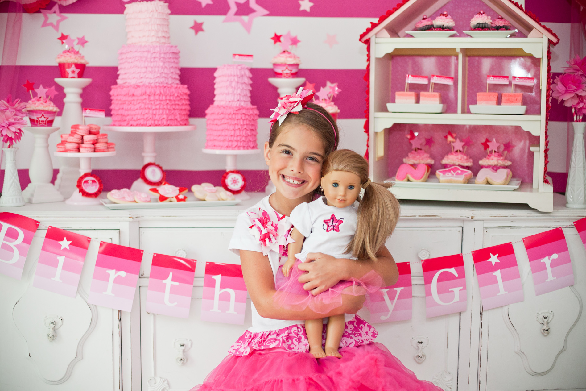 Birthday Party Themes For Your Little Girl Part 3 Likewike